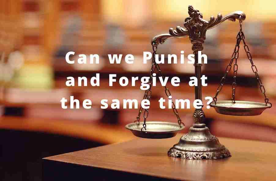 punishment and forgiveness