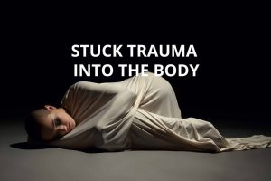 "Stuck ""Trauma"" into the Body"