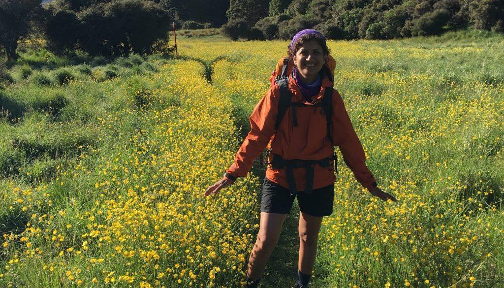 Ruby Usman - Kahurangi National Park