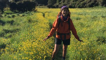 Ruby Usman - Kahurangi National Park
